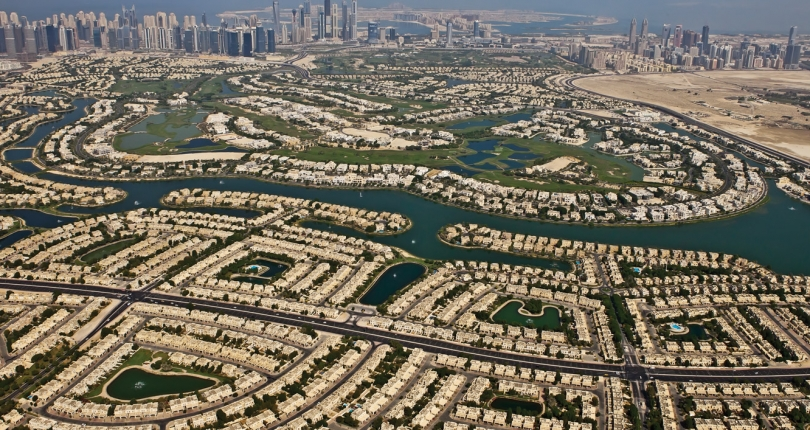 The Springs Community in Dubai