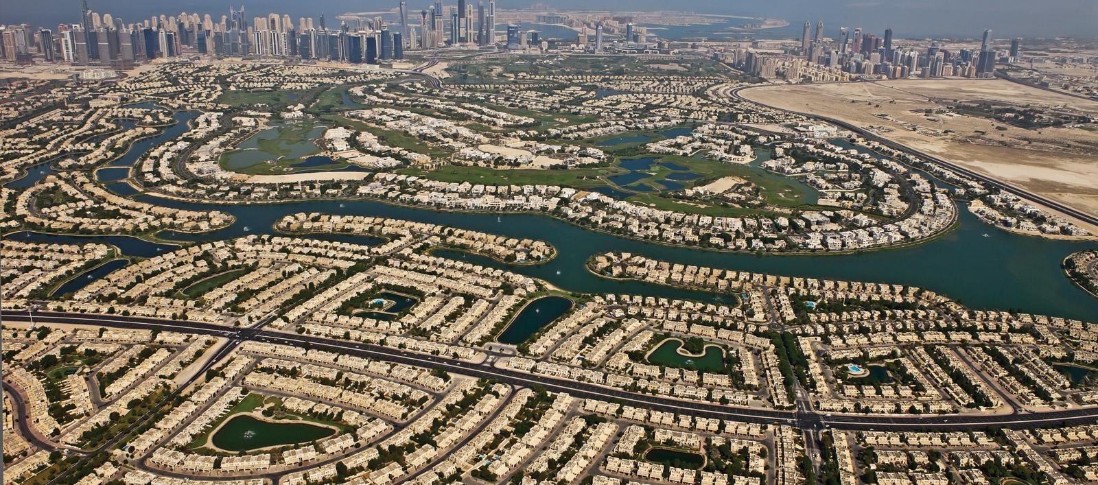 The Springs Community in Dubai