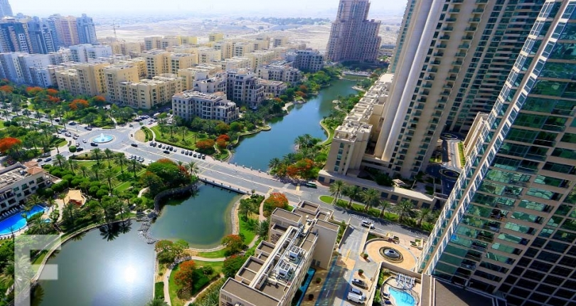 The Views Community in Dubai